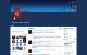 Original SAESL_Ning page